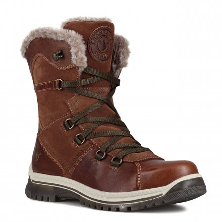 Santana Canada Aquatherm Betty Boot Dark Brown