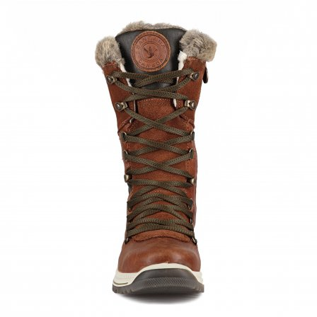 Santana Canada Women's Luxury Winter Boot Marinda in Cognac Made in Italy ON SALE! - Saratoga Saddlery & International Boutiques
