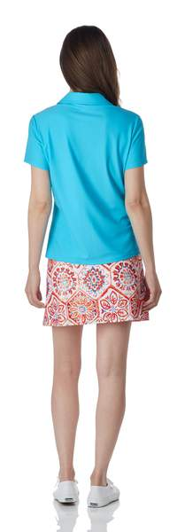 Jude Connally Saylor Top in Aqua SALE!