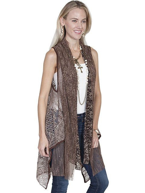 Scully Women's Panel Vest