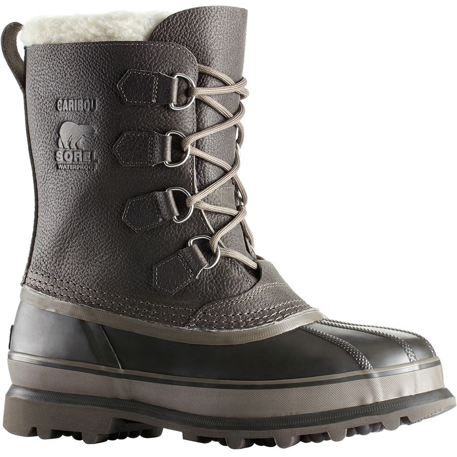 Sorel Men's Caribou Wool Snow Boot On Sale! - Saratoga Saddlery & International Boutiques