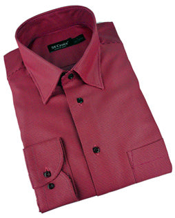St. Croix Men's Button Down Shirt in Red