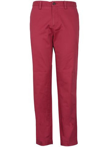 James Tattersall Pima Flat Front Pant