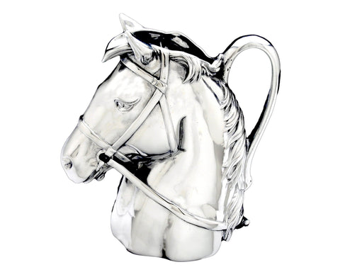 Arthur Court Hinged Horse Head Ice/Champagne Bucket 101788