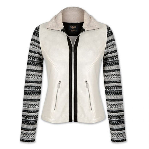 Bogner Women's Cyra-D Ski Jacket in Leopard - Last One! ON SALE!