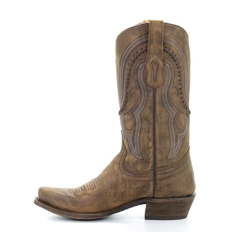 Corral Men's Jeb Brown Cowboy Boot A3479