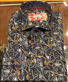 7 Downie St Dorion Kensington LS Dress Shirt - Saratoga Saddlery & International Boutiques