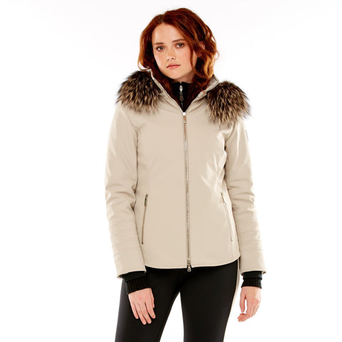 M. Miller Reed Stretch Combination Coat with Winterfrost Stone Microtech 40% OFF ON SALE!