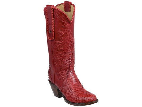 Ammann Malix Boot in Red