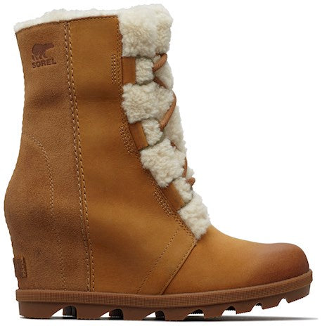 SOREL Joan of Arctic Wedge II Shearling On Sale! - Saratoga Saddlery & International Boutiques