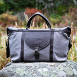 The Harvey Traveler The Canvas Weekender
