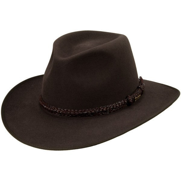 Akubra Lawson Hat - Saratoga Saddlery