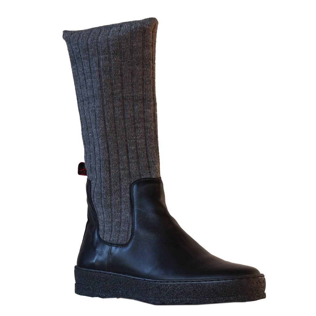 Ammann Davos Boot in Black - Saratoga Saddlery