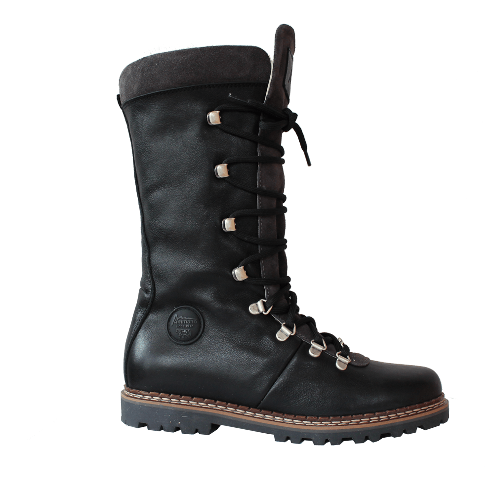 Ammann Malix Boot in Black - Saratoga Saddlery