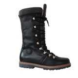 Ammann Malix Tall Boot in Black Leather - Saratoga Saddlery & International Boutiques