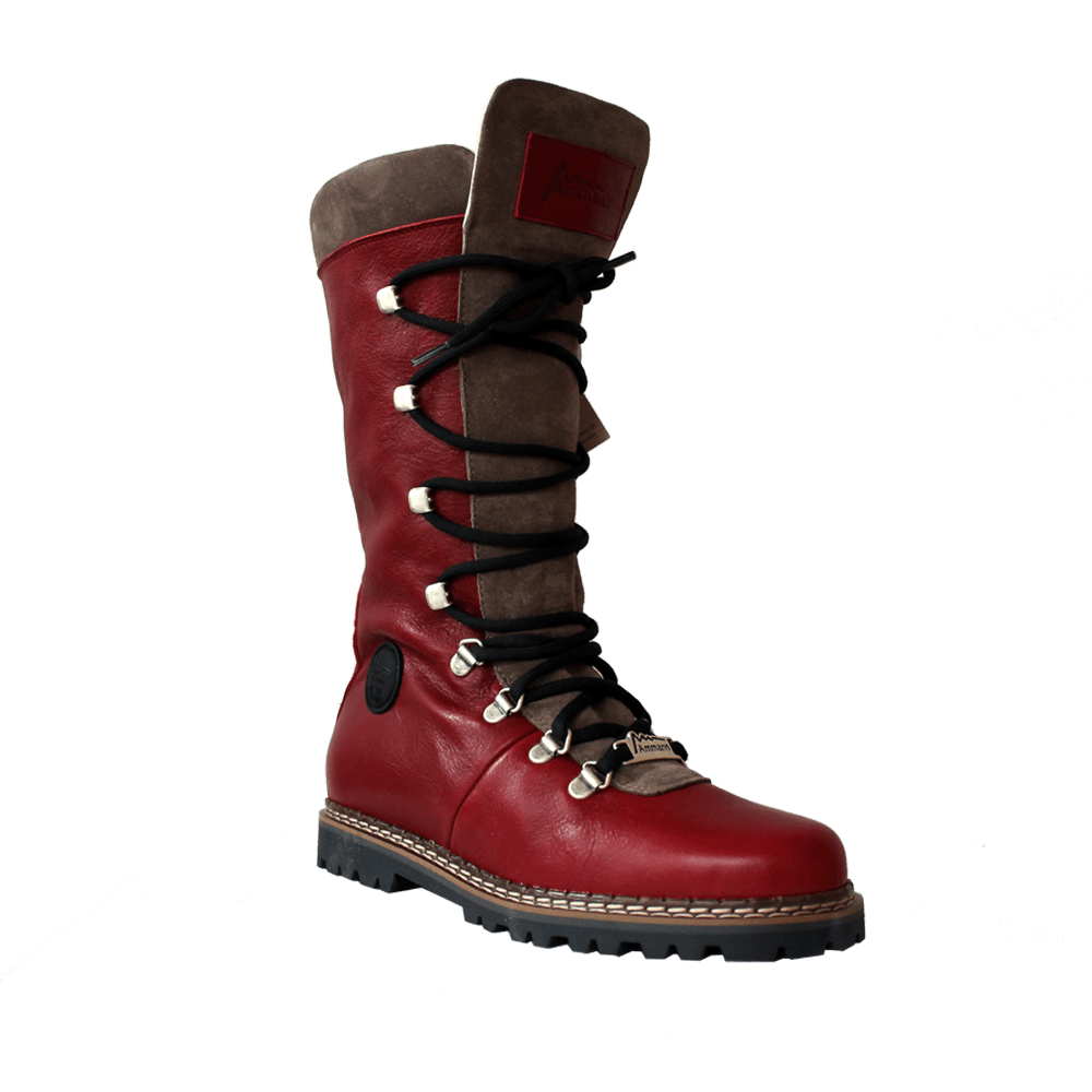 Ammann Malix Boot in Red - Saratoga Saddlery