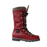 Ammann Malix Boot in Red Leather - Saratoga Saddlery & International Boutiques