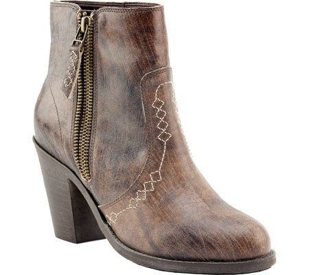 Ariat Baja Ankle Boot in Rustic Maple Brown - Saratoga Saddlery