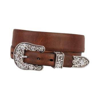 Ariat Range Belt Saddle Tan