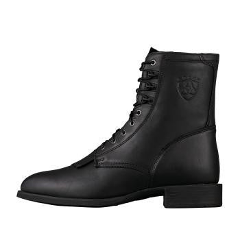 Ariat Heritage Lacer Black Free Shipping! - Saratoga Saddlery