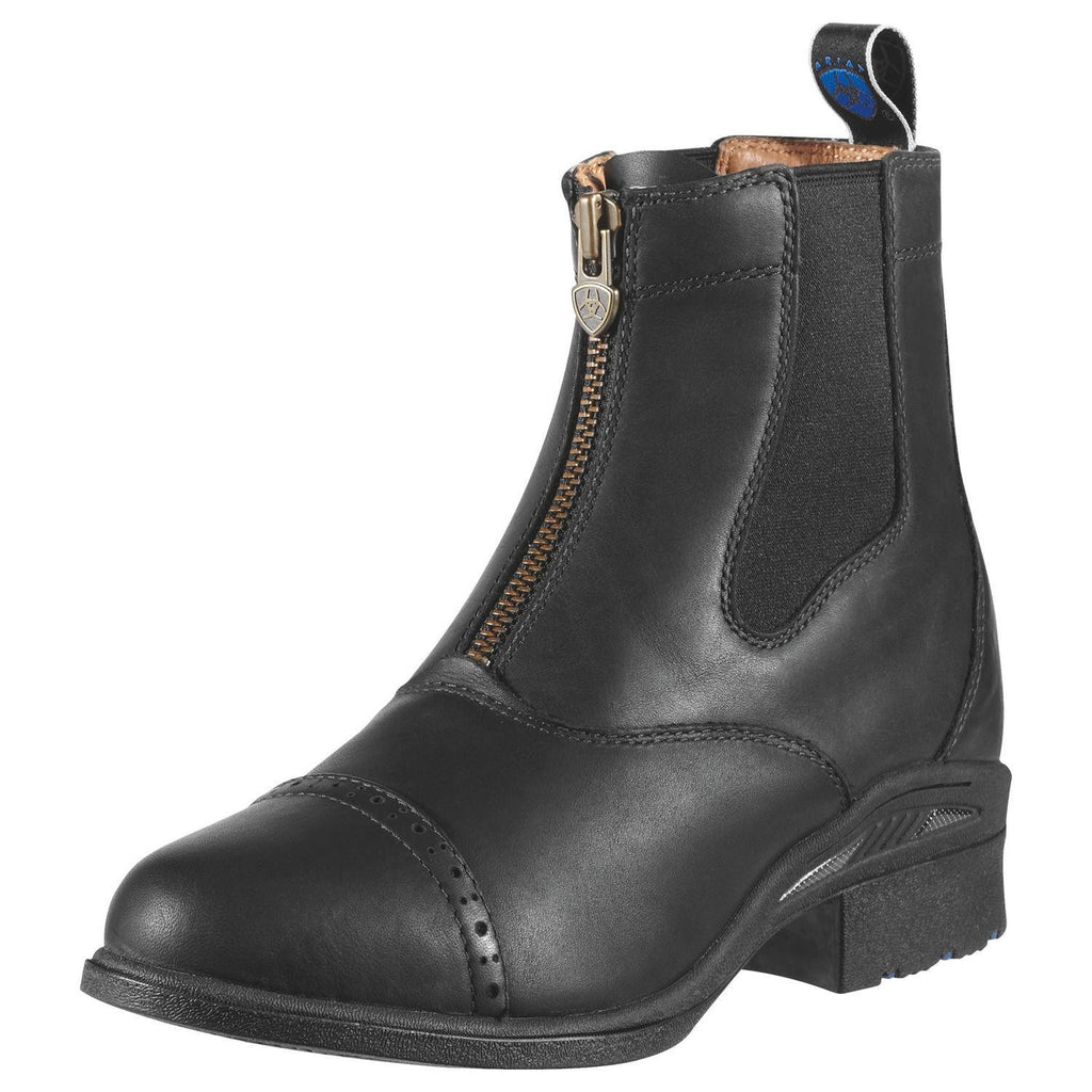 Ariat Women's Devon Pro VX Paddock Boot Black - Saratoga Saddlery