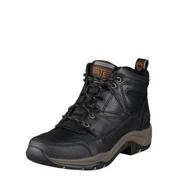 Ariat Women's Terrain Boots in Black Lace 10004126 - Saratoga Saddlery & International Boutiques