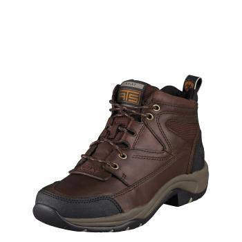 Ariat Women's Terrain Boots in Cordovan - Saratoga Saddlery