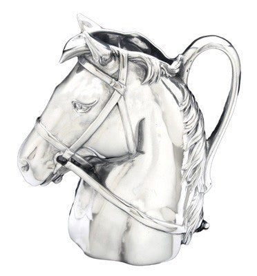 Arthur Court Thoroughbred Horse Pitcher