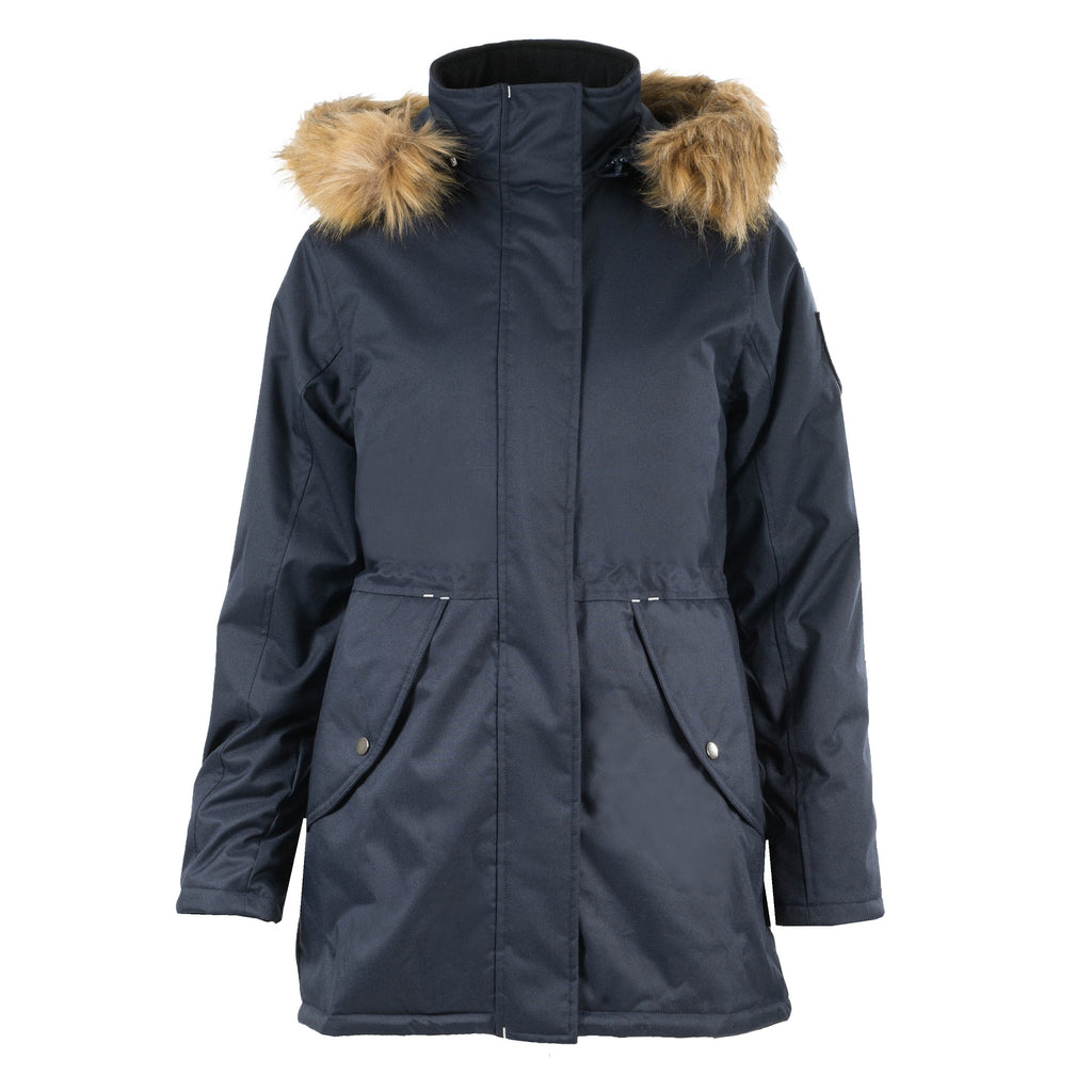 B Vertigo Vivian Waterproof Windproof Breathable Women's Long Coat - Saratoga Saddlery & International Boutiques