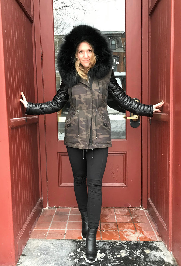 Bergen of Norway Zoe Jacket - Saratoga Saddlery & International Boutiques