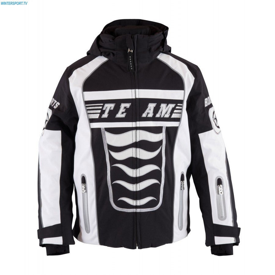 Bogner Men's Team Ski Jacket in Navy & White - LAST ONE 40% OFF ON SALE! - Saratoga Saddlery & International Boutiques