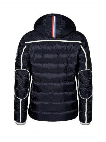 Bogner Men's Down Jacket PIAN-D Navy - Saratoga Saddlery