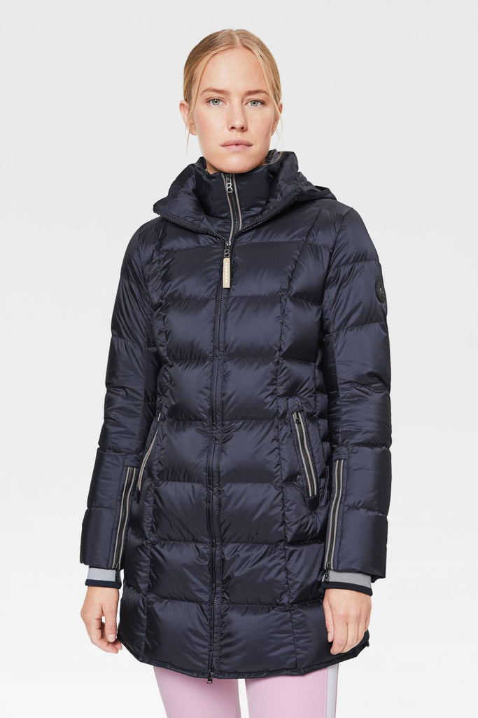 Bogner Hana Down Jacket Navy 40% OFF ON SALE! - Saratoga Saddlery & International Boutiques