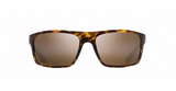 Maui Jim Byron Bay Men's Sunglasses in Matte Tortoise with HCL LensMaui Jim Byron Bay Sunglasses in Matte Tortoise with HCL Bronze Lens