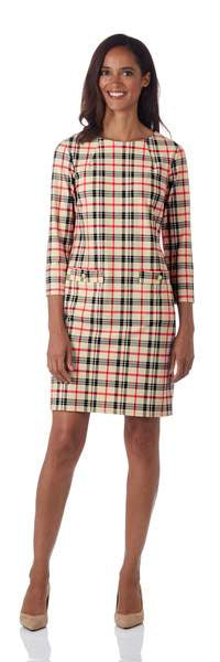 Jude Connally Sabine Cloth Dress