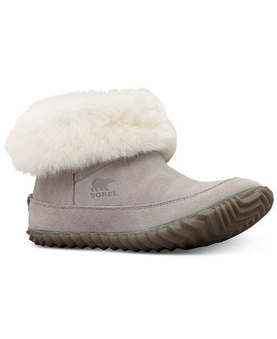 Sorel Women's Out N About™ Plus Street Sneak in  Natural Tan