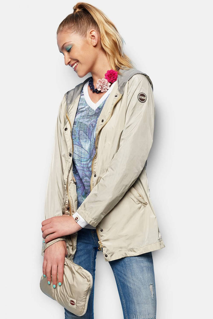 Colmar Women's Packable Jacket - Saratoga Saddlery