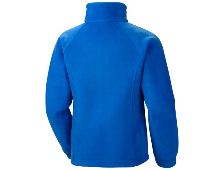 Columbia Girls' Benton Springs Fleece Blue Macaw - Saratoga Saddlery