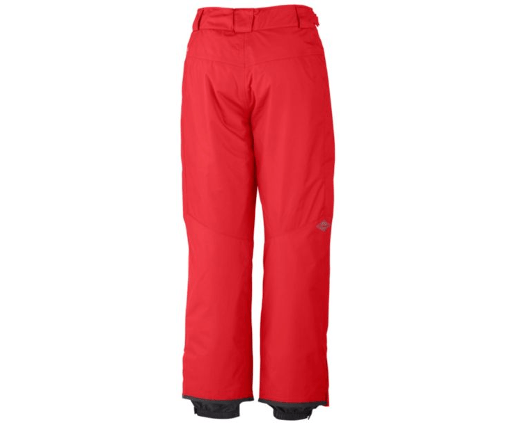 Columbia Men's Bugaboo II Snow Pants Red