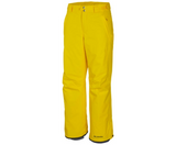 Columbia Men's Bugaboo II Snow Pants Yellow - Saratoga Saddlery