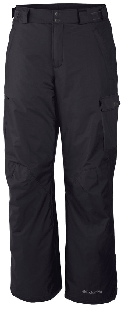 Columbia Men's Snow Gun Pants Black - Saratoga Saddlery