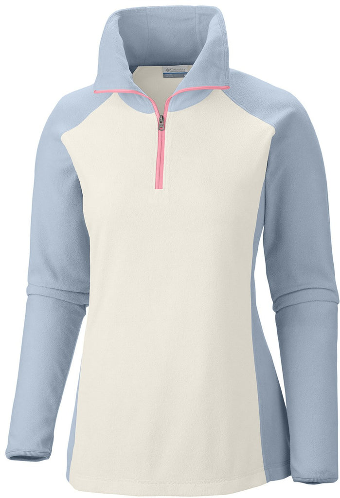 Columbia Women's Glacial Fleece III Half Zip - Saratoga Saddlery
