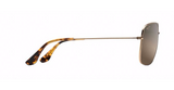Maui Jim Cook Pines Sunglasses in Gold with HCL Bronze Lens