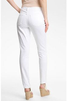 Cookie Johnson White Jeans - Saratoga Saddlery