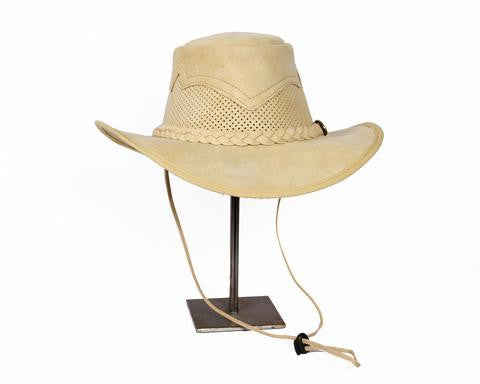 "Outback Survival Gear - Coolabah ""Soaker"" Hat in Beige"