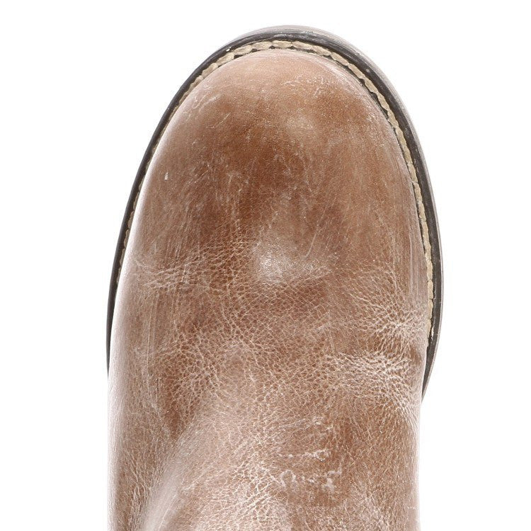 Corral Women's Cognac Tall Top Boot P5024 - Saratoga Saddlery & International Boutiques