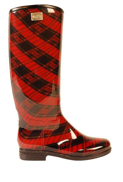 Dav Ashley Plaid - Saratoga Saddlery