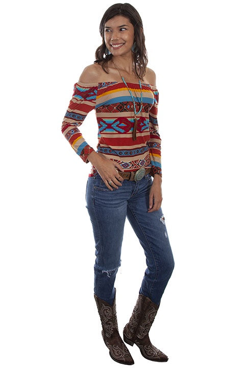 Scully HC516 Serape Ballet Top