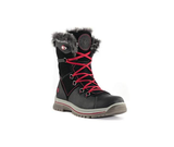 Santana Canada Women's Waterproof Majesta 2 Black Winter Boot Extreme Cold Rated to -30C/-22F. On Sale! - Saratoga Saddlery & International Boutiques