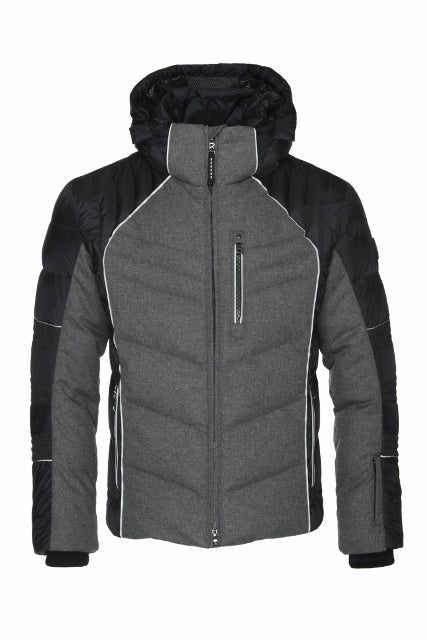 Bogner Bruce D Mens Jacket Black ON SALE! - Saratoga Saddlery & International Boutiques